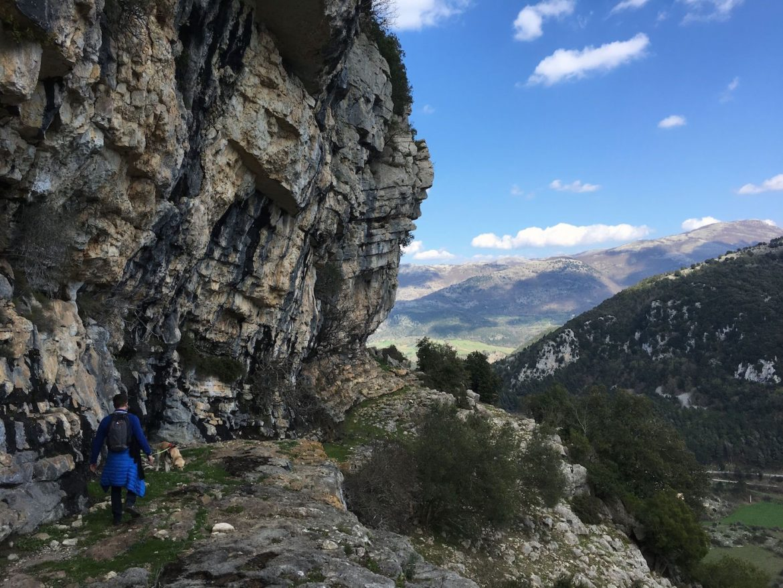Ein Nationalpark mit Bergen, Wäldern, Flüssen und Meer im Süden von Neapel, nicht weit von der legendären Amalfiküste.
