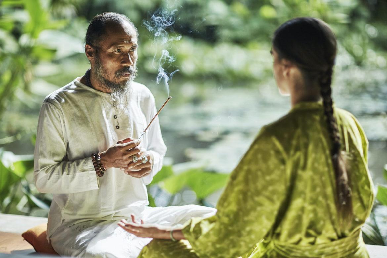 Das Resort Sayan verbindet Luxus und Spiritualität
