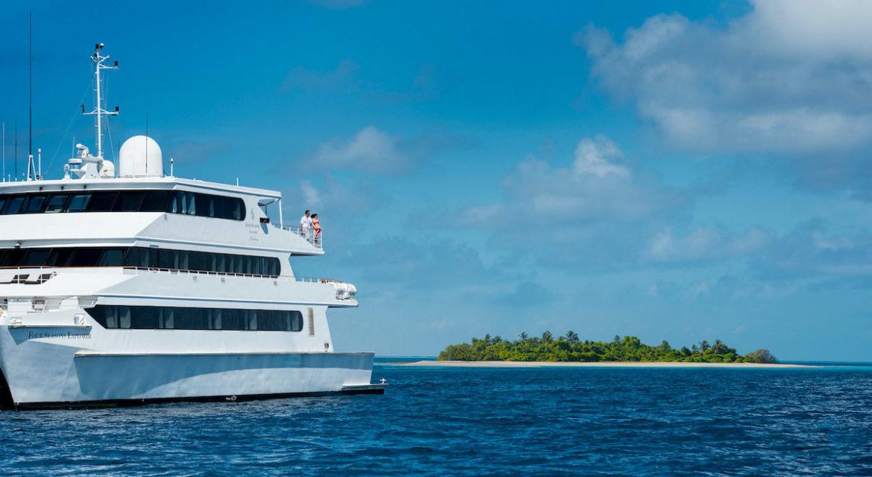 Inselcruising mit der Four Seasons Explorer