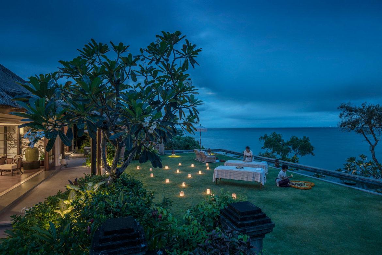 Four Seasons Bali: Jomdaran Bay liegt direkt am Strand