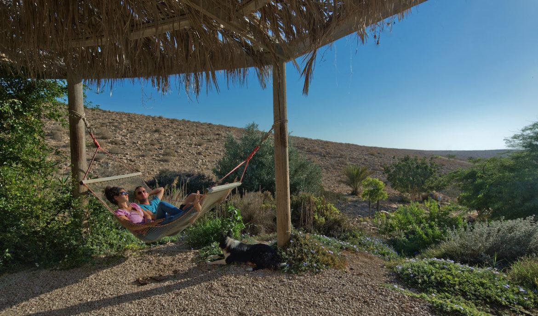 Dafna Tal, Wüste Negev, Staatliches Israelisches Verkehrsbüro
