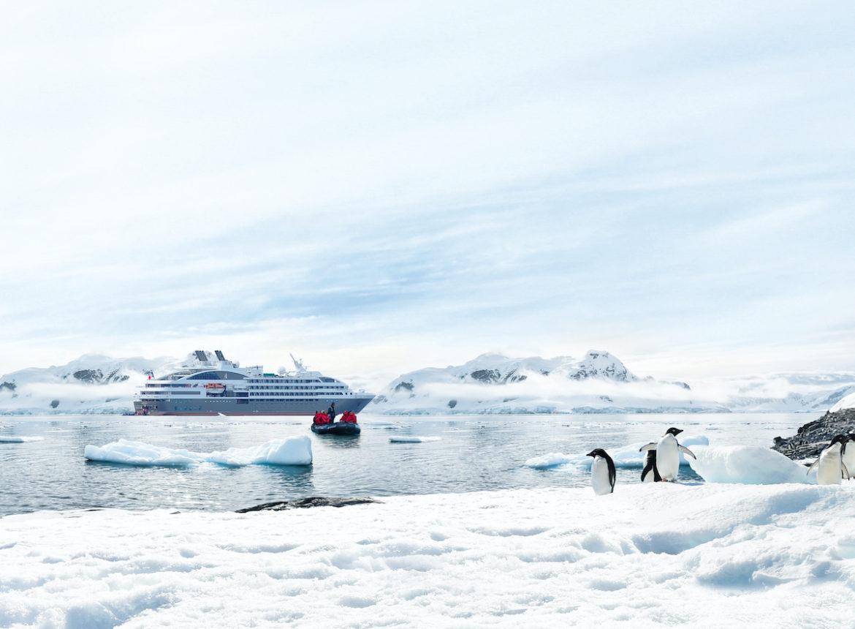 Antarktis, Foto: Ponant
