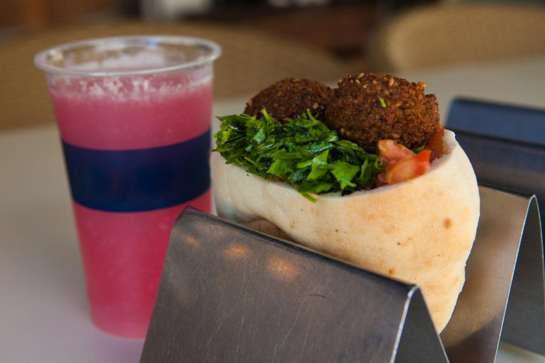 Street Food, Staatliches Israelisches Verkehrsbüro