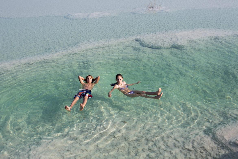 Totes Meer, Staatliches Israelisches Verkehrsbüro