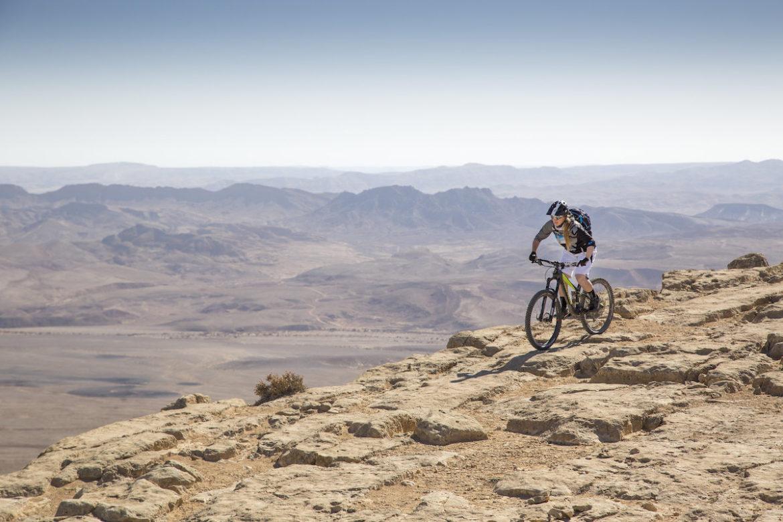 Wüste Negev, Staatliches Israelisches Verkehrsbüro