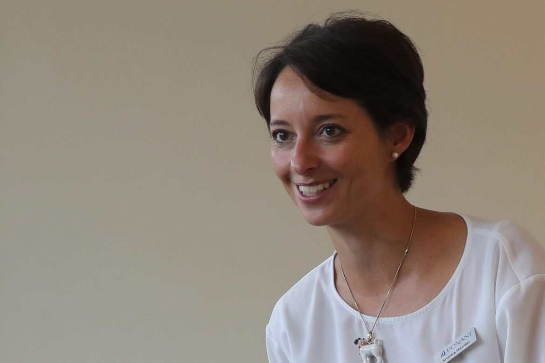 Andrea Hendel, Head of Sales, Deutschland & Österreich, Ponant