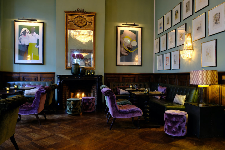 Salvador Dali Bar, Althoff Grandhotel Schloss Bensberg