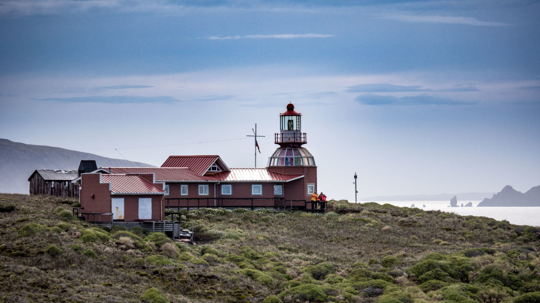 Australis ist die einzige Reederei mit einen Landgang an Kap Horn während der Expeditionskreuzfahrt