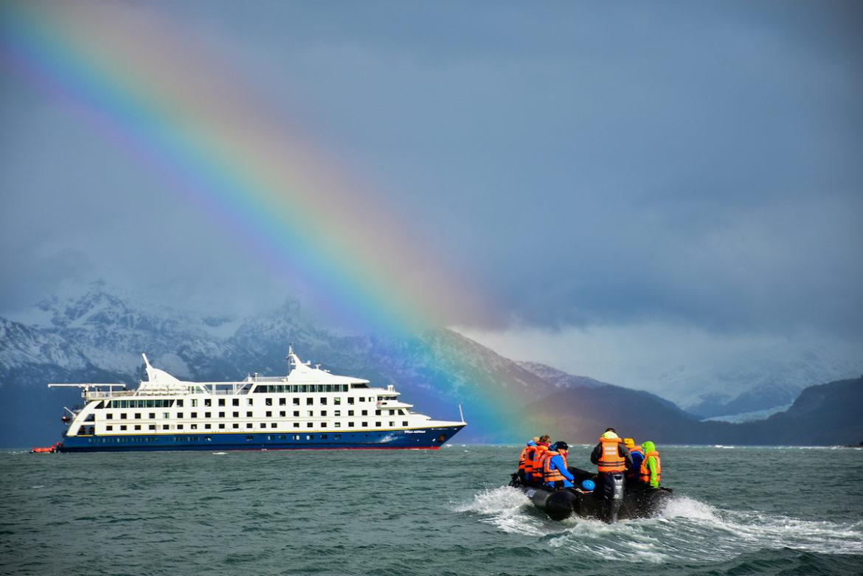 Expeditionskfreuzfahrt Patagonien