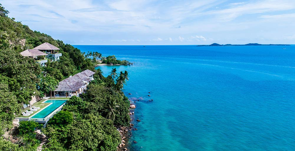 Villa Arcadia at Cape Laem Sor Estate - Koh Samui, Elite Havens