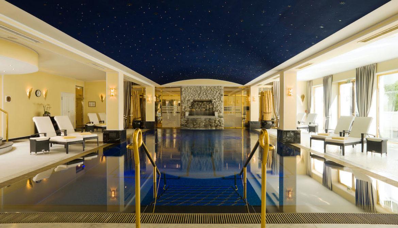 Spa und Wellness, Althoff Grandhotel Schloss Bensberg