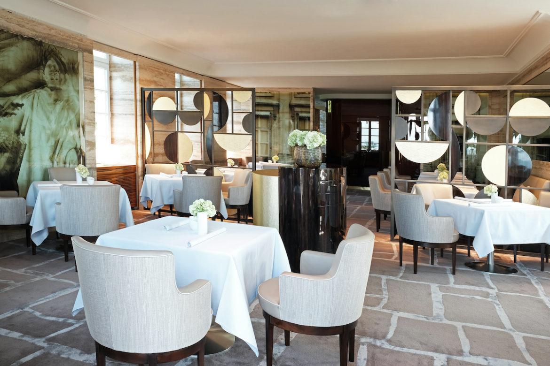 Restaurant Vendôme, drei Guide Michelin Sterne, Althoff Grandhotel Schloss Bensberg