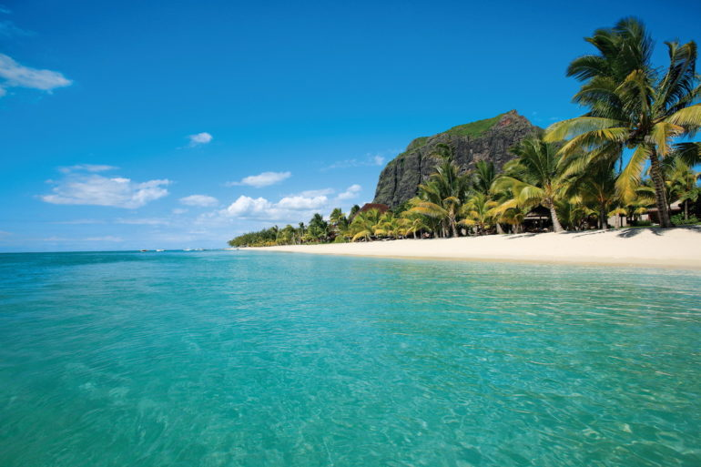 LUX Le Morne Resort auf Mauritius