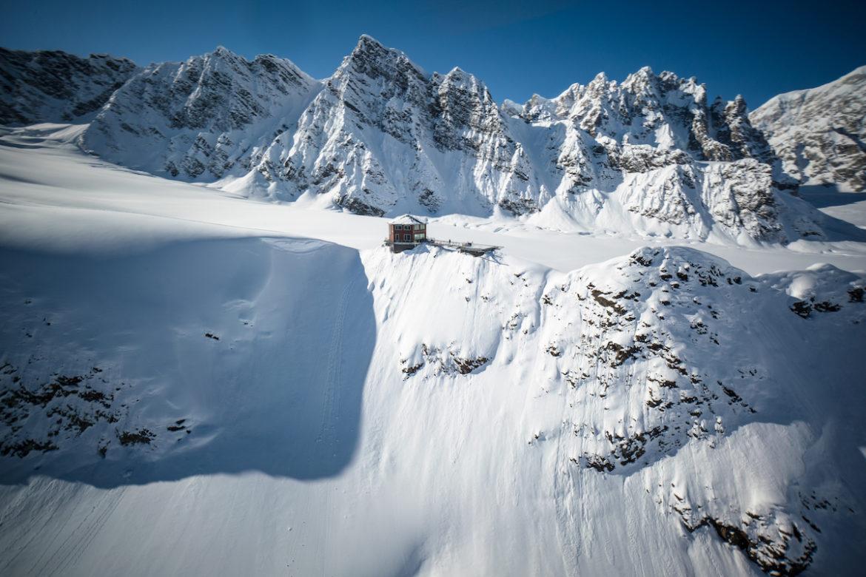 Sheldon Mountain Lodge