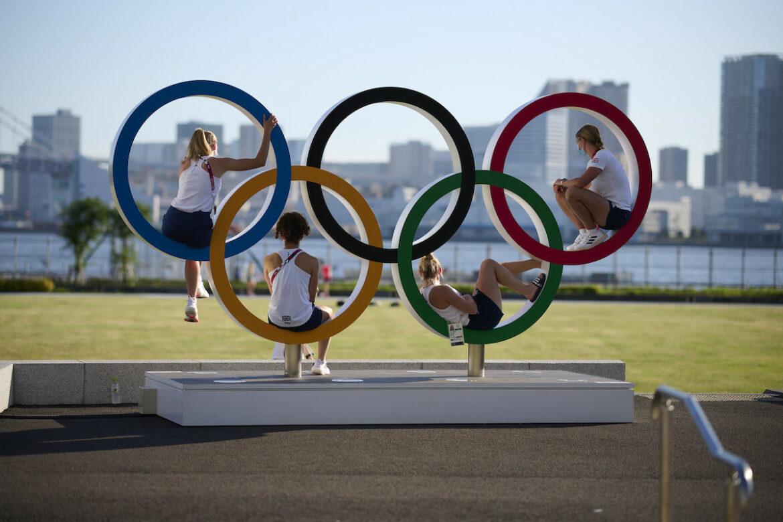 Olympiade Tokio 2020 im Sommer 2021