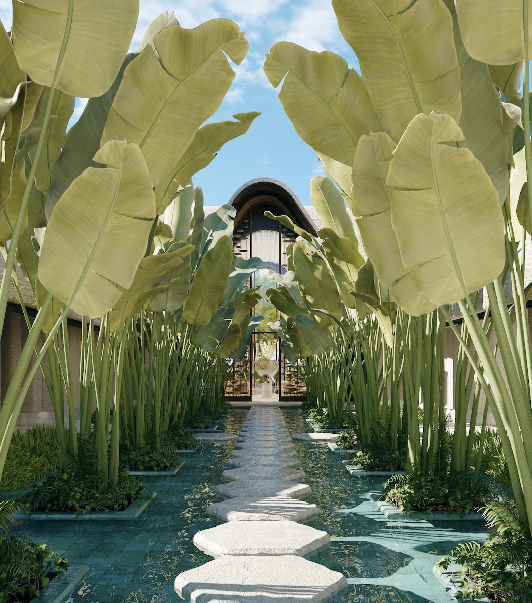 Joali Being: Wellbeing auf naturnaher Malediven-Insel mit biophilem Design